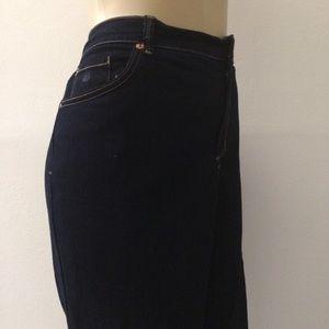 Gloria Vanderbilt Jeans - Gloria Vanderbilt Jeans 20W Stretch Dk Blue Amanda